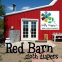 Red Barn cloth Diapers